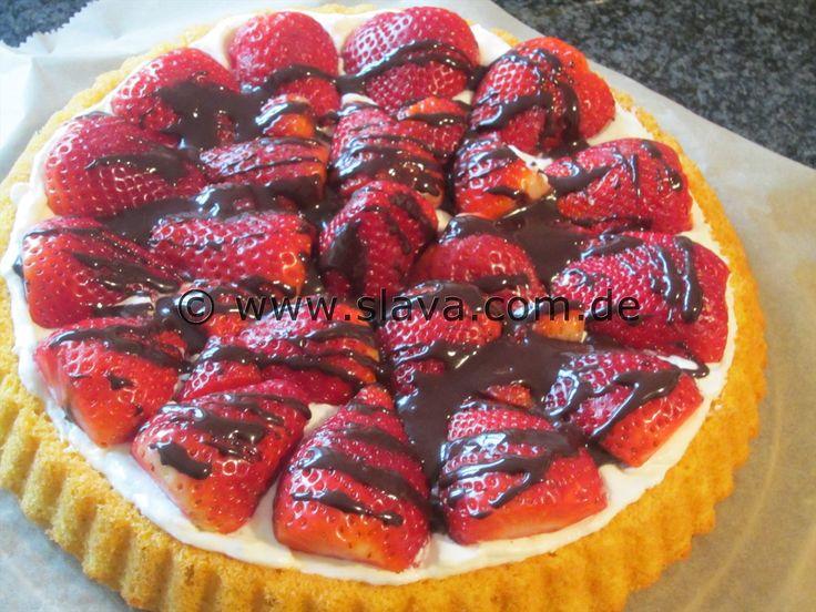 130 besten rezepte erdbeeren bilder auf pinterest erdbeeren s e rezepte und blechkuchen. Black Bedroom Furniture Sets. Home Design Ideas
