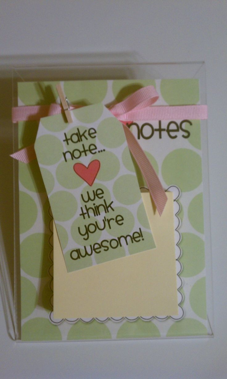 gift for teachers