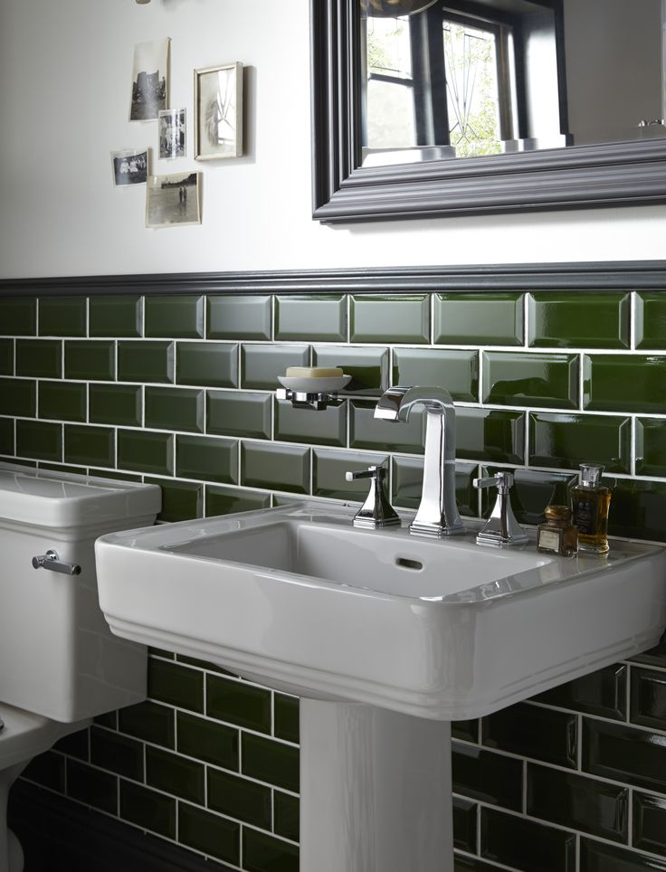 the 25 best green subway tile ideas on pinterest glass. Black Bedroom Furniture Sets. Home Design Ideas