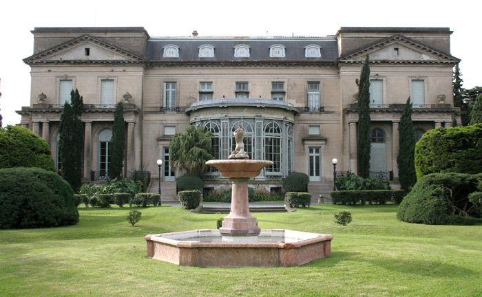Palacio Sans Souci, San Fernando, Buenos Aires