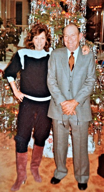 Karen Carpenter & Her Father... by Carolyn Arzac, via Flickr