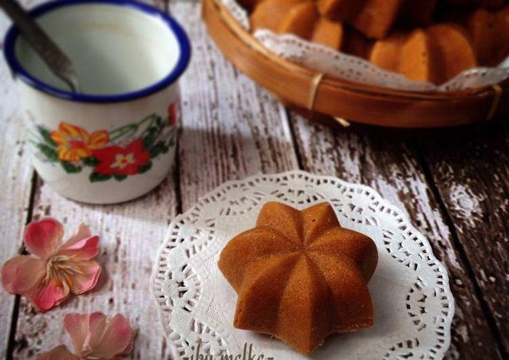 Bolu Sakura (bolu karamel jadul)
