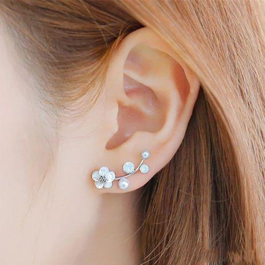 Ear Cuff Double Sided Stud Earrings  – Products