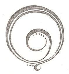 symbol for gratitude tattoo - Google Search