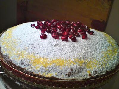 Captain Cook: Βασιλόπιτα - Αφράτο κέικ