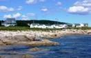 Beautiful cottages in Ingonish (in Cape Breton) Nova Scotia.