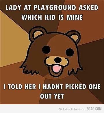 Pedobear lives
