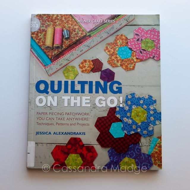 Quilting on the go by Jessica Alexandrakis. Dedicated to english paper piecing in it's many forms and styles.