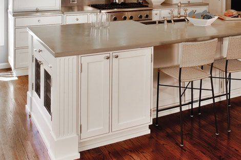 Home Countertop Materials : Great Countertops: How to Choose the Best Material Popular, Home ...