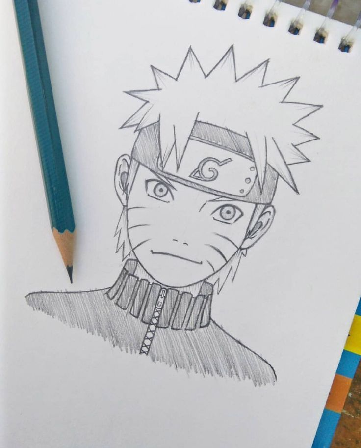 Naruto Naruto Sketch Drawing Anime Drawings Boy Naruto Sketch