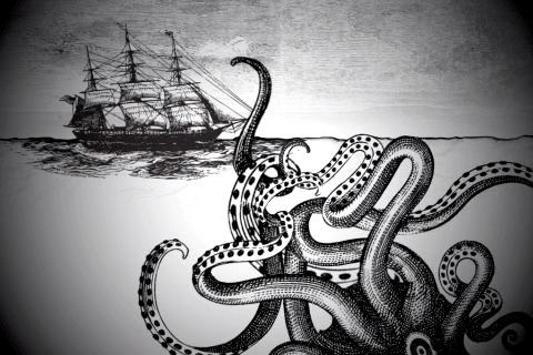 The Kraken | Coolest apps for iPhone 5, iPad and Android | Smashapp