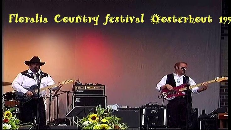 West Virginian Railroad Floralia music country Oosterhout 1990 hpvideo B...