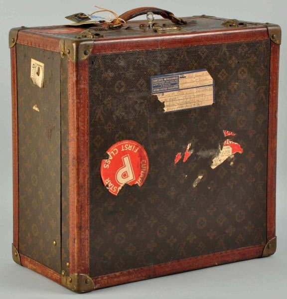 The Value of Vintage Louis Vuitton Luggage