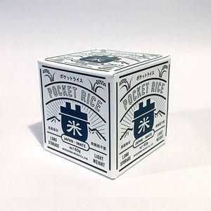 「ポケット ドライ ライス(ポケドラ)(仮)」株式会社水沢米菓