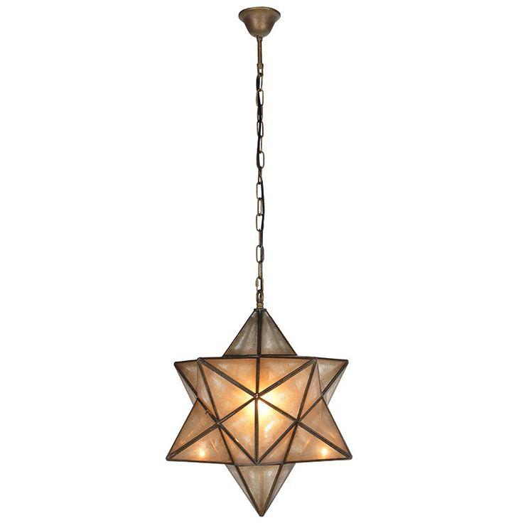 star pendant light - Star Pendant Light