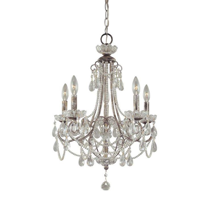 25  best ideas about mini chandelier on pinterest