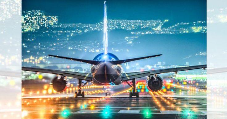 伊丹空港の飛行機離陸をとらえた写真が話題を呼んでいます。まるでSFの世界を撮影したような、幻想的な写真に思わず心奪われてしまいます。その他にも、琵琶湖花火大会や紅葉をとらえた幻想的な写真をまとめています。