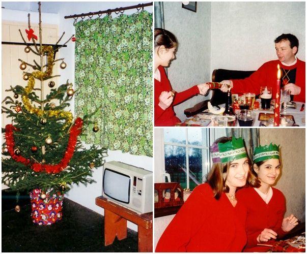 Holiday Traditions: Sometimes the excitement of introducing a new tradition to your Christmas celebration trumps vanity.