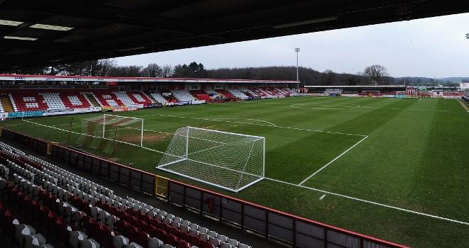 Broadhall Way/Lamex Stadium - Stevenage F.C.