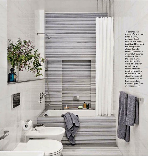Striped Marble