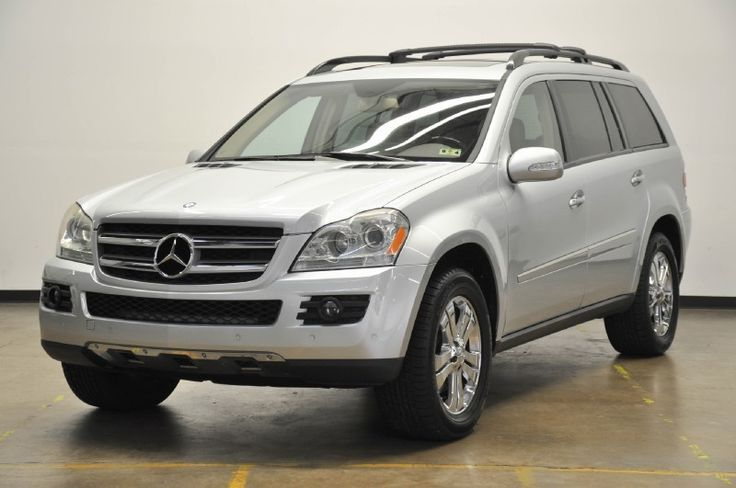 2007 #Mercedes-Benz GL-Class GL450 4-Matic is now available for sale  http://www.fischbonemotors.com/web/used/Mercedes-Benz-GL-Class-2007-Farmers-Branch-TX/16543106/