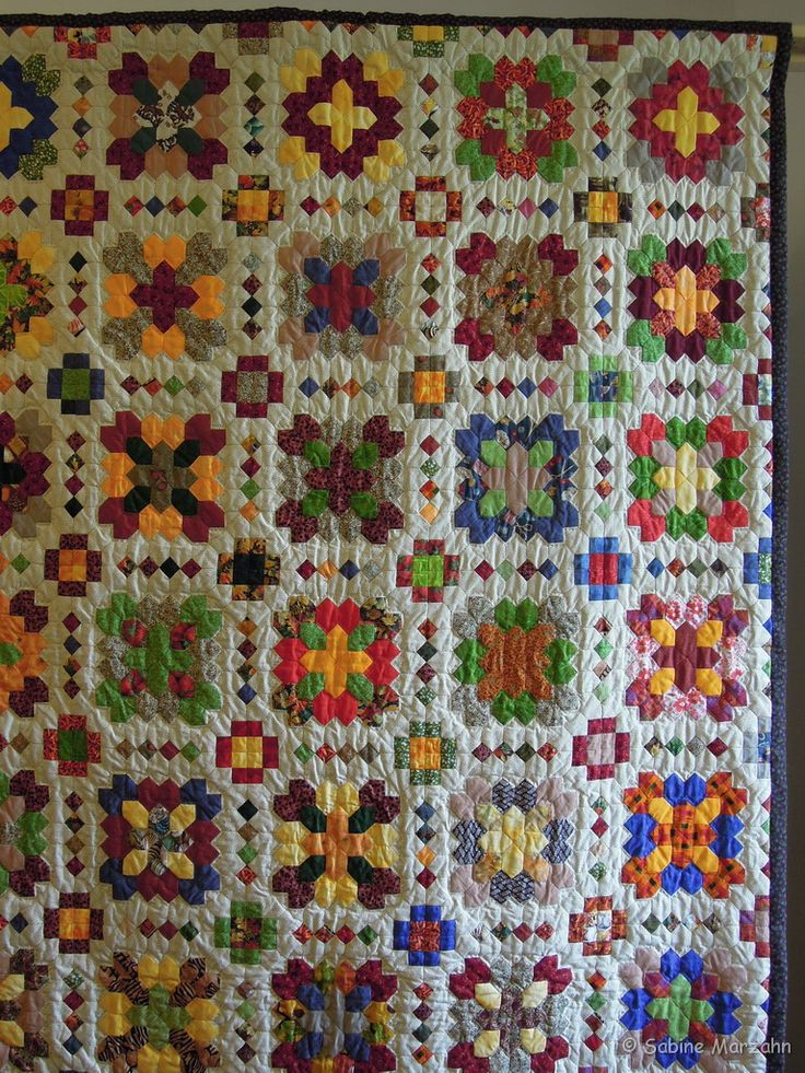 LUCY BOSTON QUILT............PC