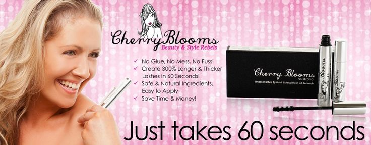Cherry Blooms Mascara