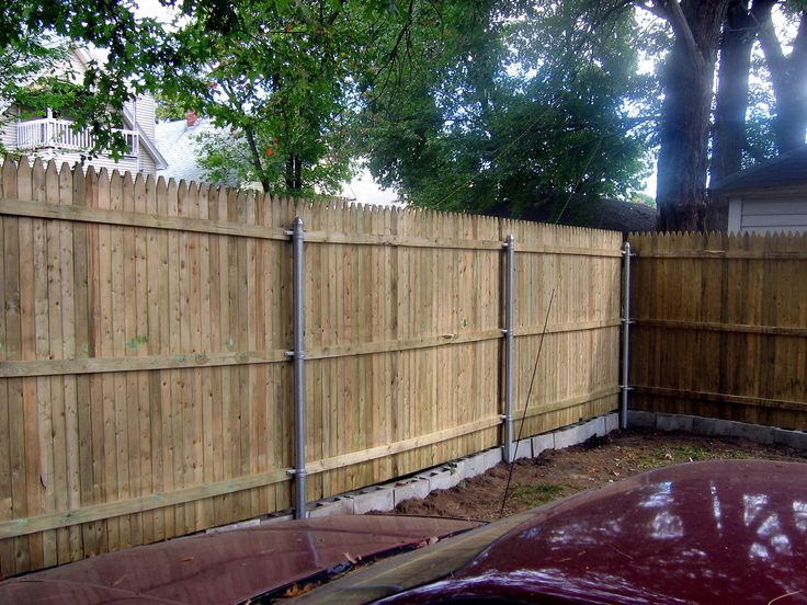 The 25 Best Steel Fence Posts Ideas On Pinterest Metal