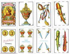 Significado de las cartas de la baraja española en el tarot