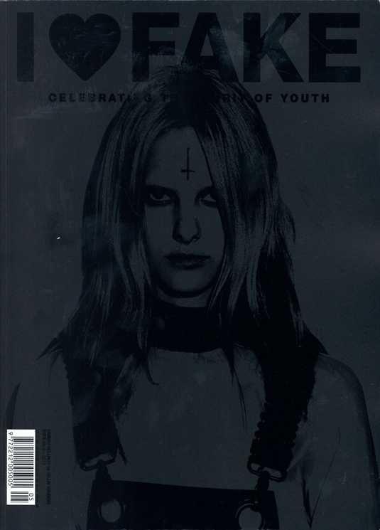 New to the store is I Love Fake Magazine.  #ilovefake #magazine