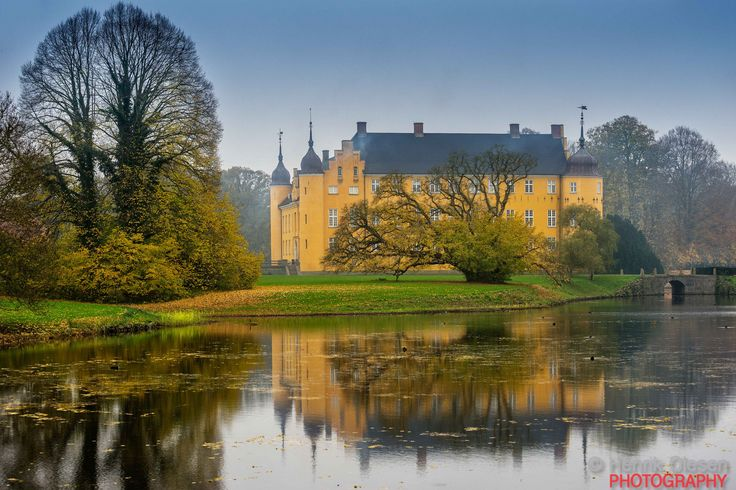 Krenkerup Manor, Denmark | Flickr - Photo Sharing!