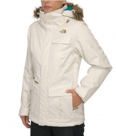 The North Face Women's Baker Delux Jacket – Insulated Snow Sports