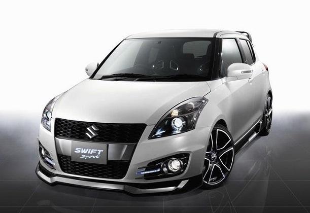 Suzuki Swift Sport - Front Side