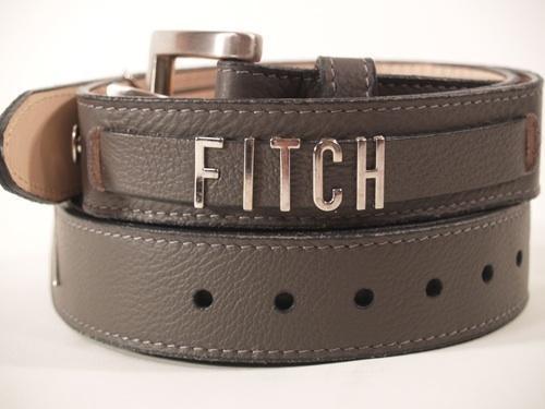 leather quot name quot belt equestrian belt