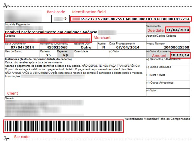 Hackers roban millones con el sistema de pagos de Boletos Bancarios en Brasil