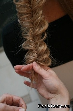 Love this braidPulled Fishtail, Messy Fishtail Braids, Pulled Apartments, Long Hair, Longer Hair, Loose Braids, Hair Style, Apartments Piece, Braids Hair