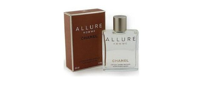 Profumo Chanel Allure Homme Eau de Toilette 100ml Spray