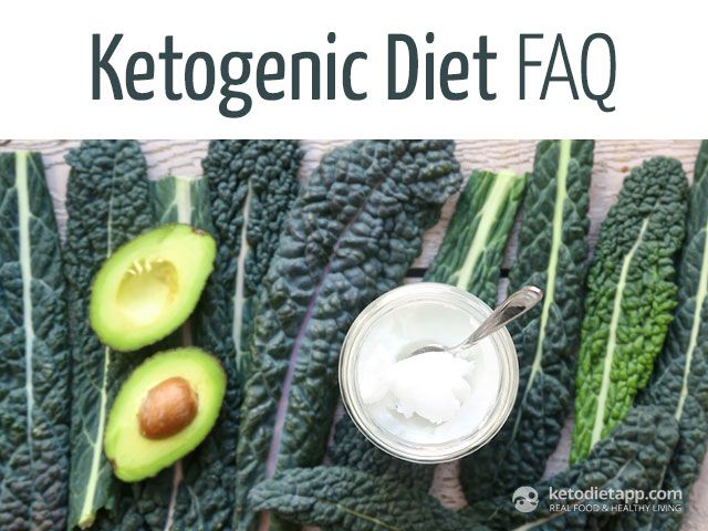 The KetoDiet Blog | Ketogenic Diet FAQ: All You Need to Know
