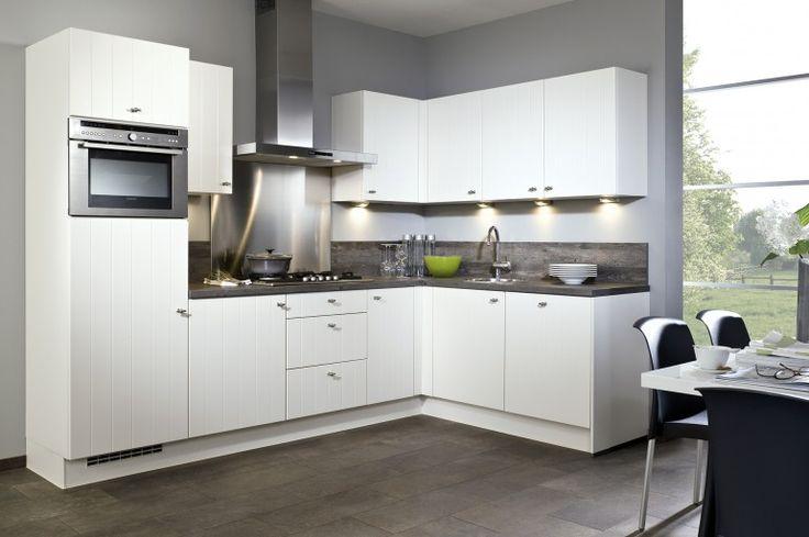 Superkeukens Vriezenveen   keuken Frejus compleet € 4599,-