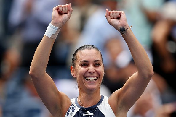 9/12/15 <3 Flavia!... Via WTA Scores ‏ ·    It's official: US Open final was Flavia Pennetta's last official WTA match. She walks away from tennis today. #MissedAlready