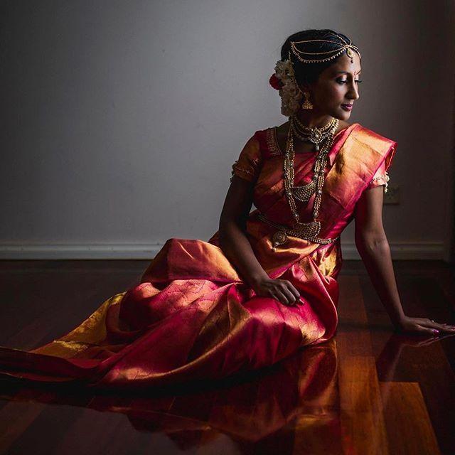 Shivani + Sudi  www.shevanj.com  #wedding #southasianwedding #sari #melbourneweddingphotographer #weddingphoto #mua @sayuricreationshmua