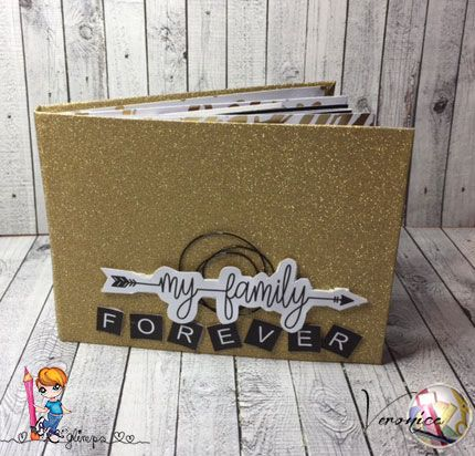 Scrappiamo Insieme: TUTORIAL: MINI ALBUM POP UP