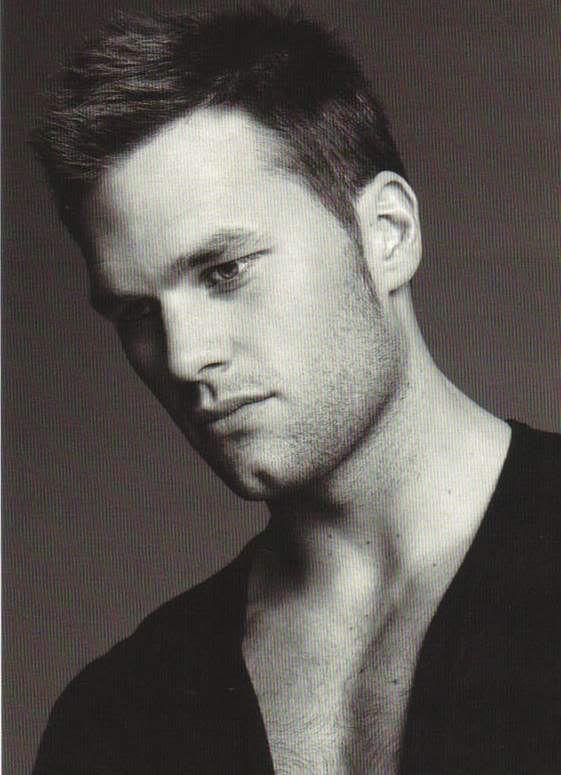 #12... Tom Brady, VMan Magazine, Fall 2007 #Patriots