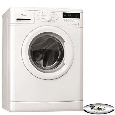 ワールプール洗濯機 Whirlpool ドラム式洗濯機 WWDC8440 全自動洗濯機 ヨーロッパ・ブランド 8.0kg大容量洗濯機 大型洗濯機