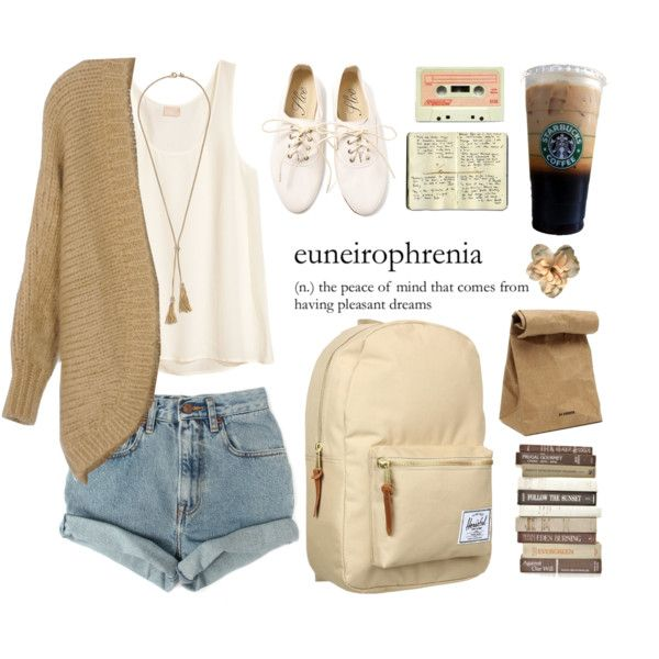 """""""campus coffee run"""" by fjbarkley on Polyvore"""