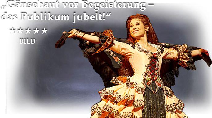 DAS PHANTOM DER OPER | Musical in Oberhausen | Metronom Theater | Tickets, Karten und Gutscheine