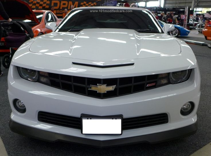 Modified Chevrolet Camaro Ss Muscle Car Generation Http
