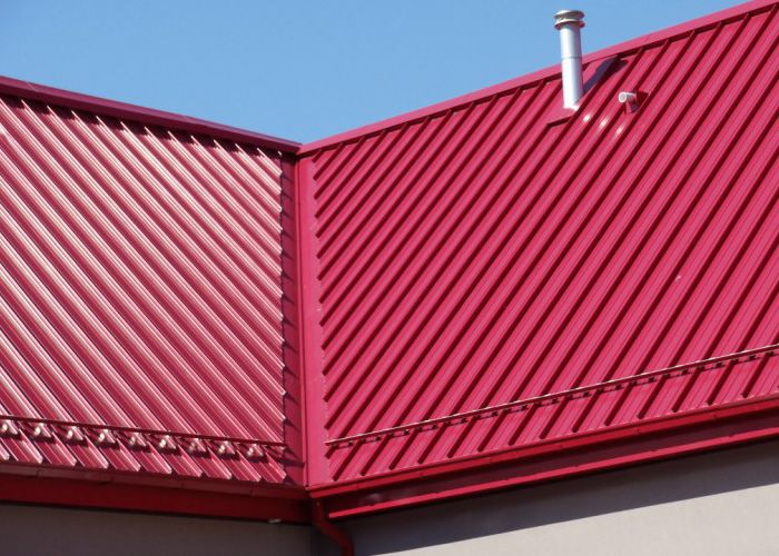 Simply The Best Sheet Metal Roofing Work And Installation From Sheet Metal Roofing Contractors Newyork Read In Detai Roofing Contractors Roofing Roof Repair