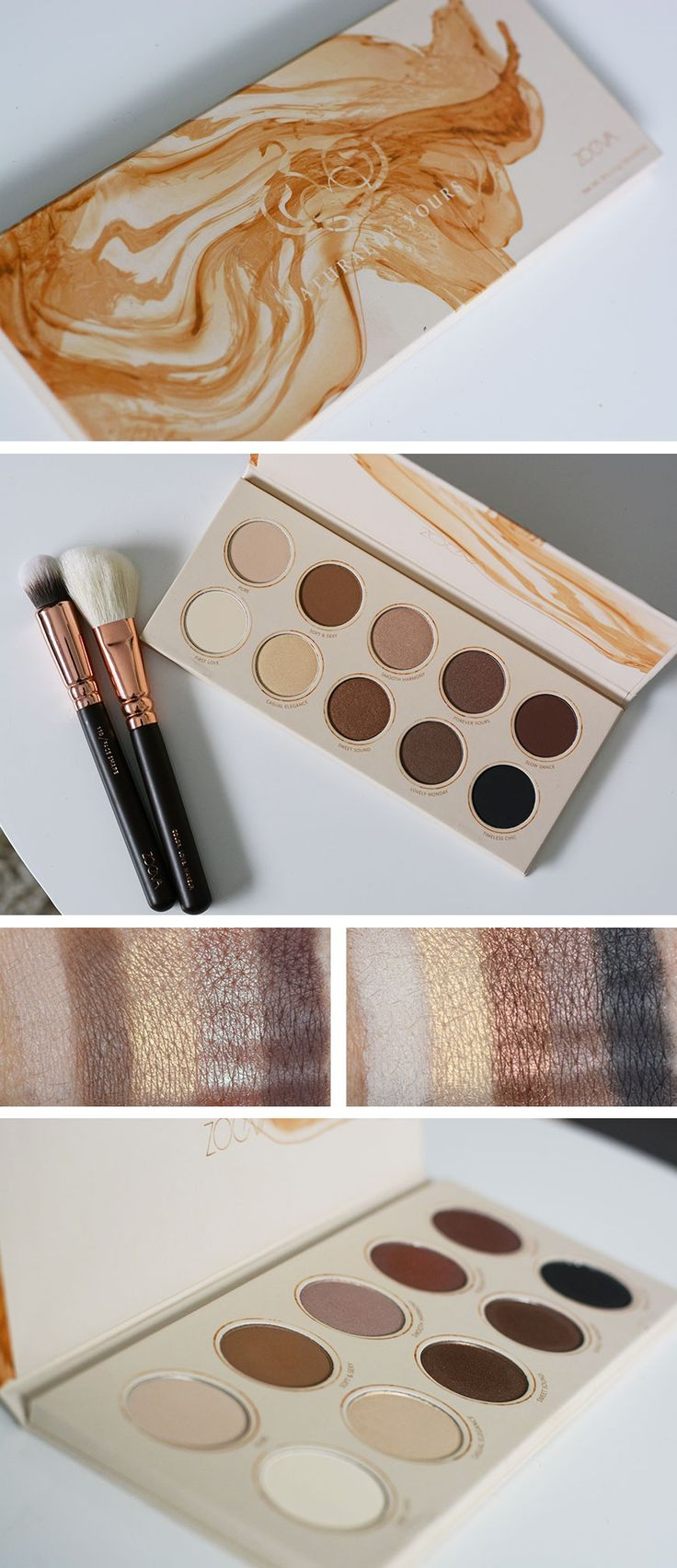 Naturally yours - beautiful browns, bronzes, shimmers...beautiful!