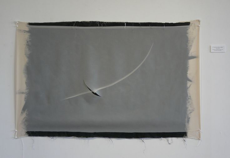 'Revealing what is hidden', Dancing with the Conventions of Painting, Exhibition by Lisa Corston-Buddle, June 2013